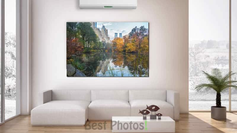 תמונות לסלון מודרני ולמשרד