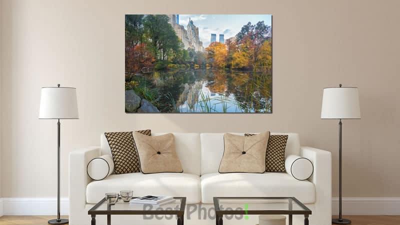 מבחר תמונות לסלון מודרני