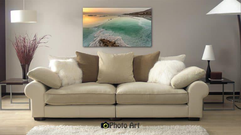 מגוון רחב של תמונות קנבס לסלון