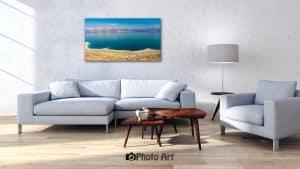 מבחר תמונות נוף לסלון הבית