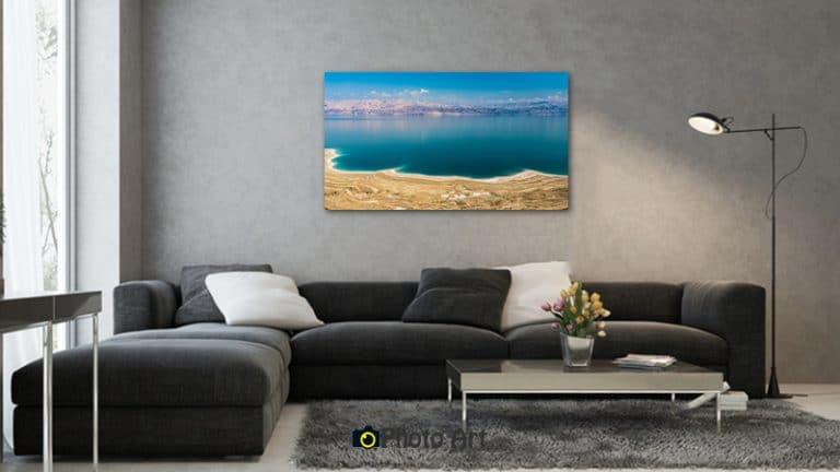 תמונות נוף לסלון מודרני