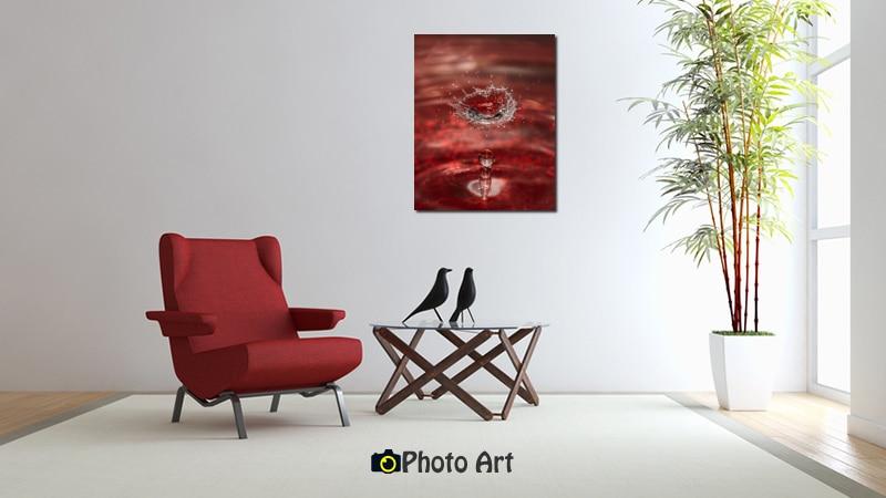 הדמיית תמונת אווירה לסלון של שמירה עליונה