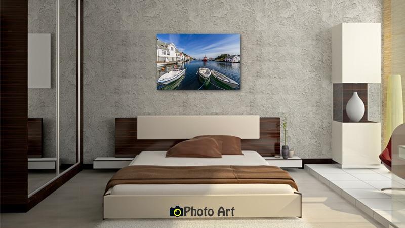 לחדר שינה שליו במיוחד - הדמיית תמונת שלווה סטואית
