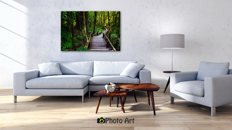 מבחר תמונות קיר לסלון ולחדר השינה