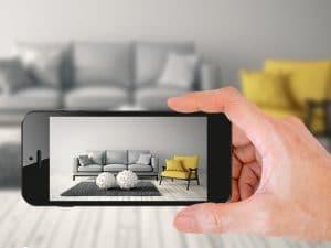 אתם מצלמים את קירות הבית ואנו נשלח לכם את ההדמיות