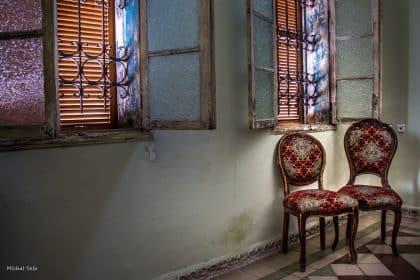 תמונת דואט ועוד מגוון רחב של תמונות לסלון ולחדר שינה בסגנון וינטג'