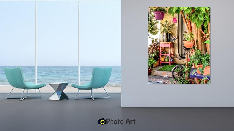 תמונת הדמיה של פינת חמד ממגוון עשיר של תמונות להדפסה