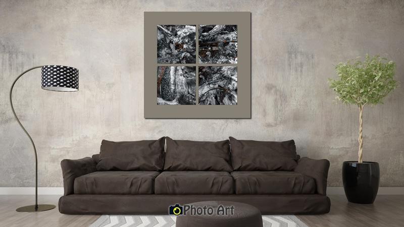הדמיית תמונות מיוחדות לבית - תמונת מעשה האש