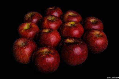 תמונת טבע דומם של מסדר התפוחים