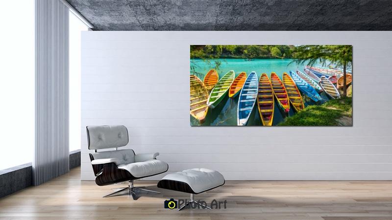 הדמיה של תמונה לסלון הנקראת בחירה