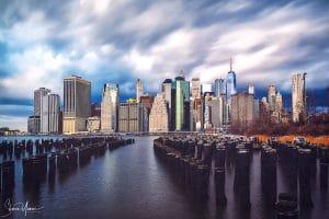 ניו יורק בחורף