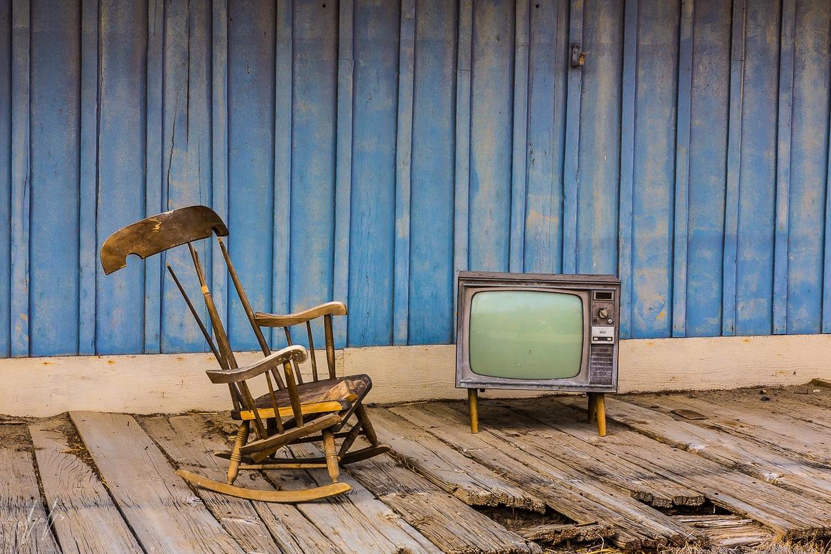 תמונה לסלון כפרי של פינת טלוויזיה