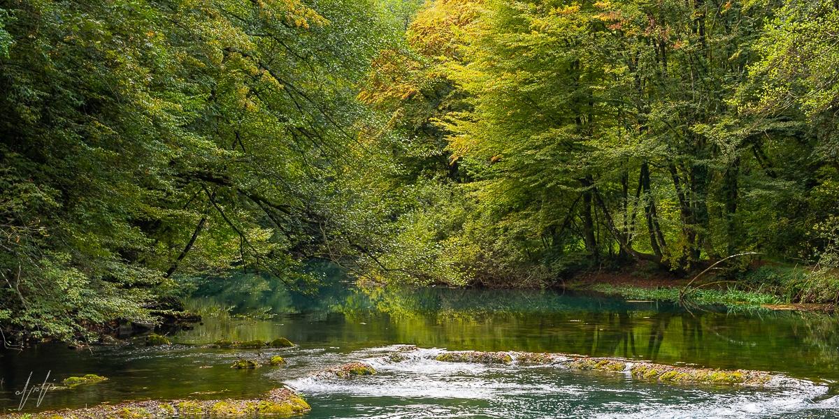 צילום למכירה של הנהר הקסום