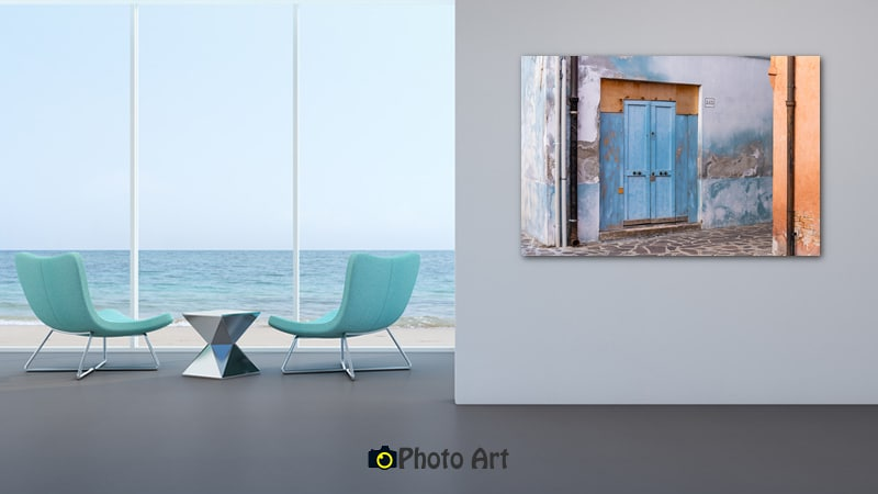 הדמיית תמונה חמש מאות וחמש עשרה - תכלת הים והתמונה