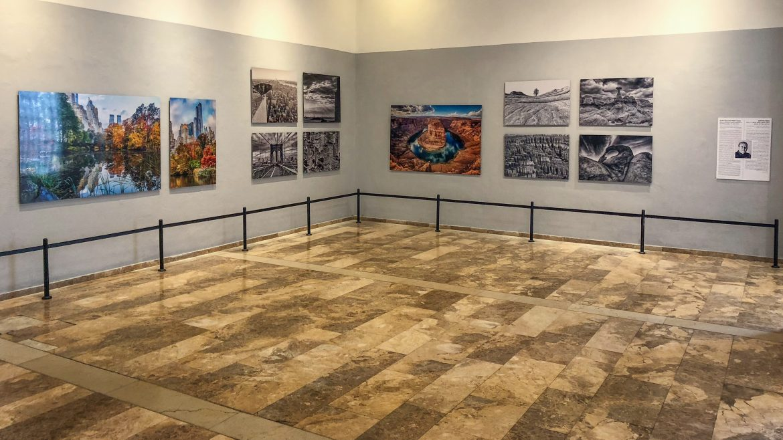 תערוכת צילום: כחומר ביד היוצר – ג'קי סויקיס – בנייני האומה ירושלים